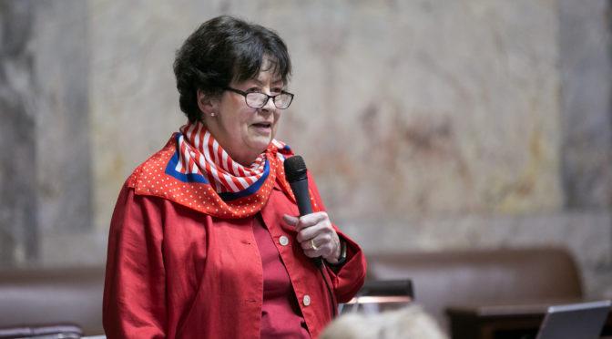 Senator Maralyn Chase to host town hall meetings Saturday 3/18